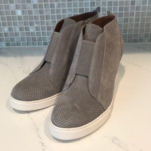 "3cb03c66e1 linea Paolo Shoes - Linea Paolo ""Felicia"" wedge booty wedge"